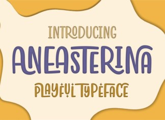 Aneasterina Font