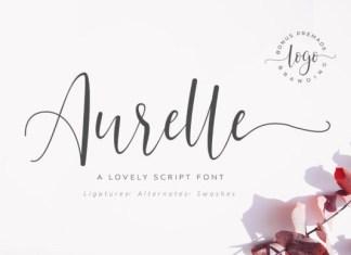 Aurelle Font