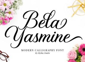 Bela Yasmine Font