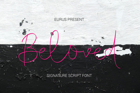 Beloved Font