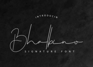 Bhalbino Font