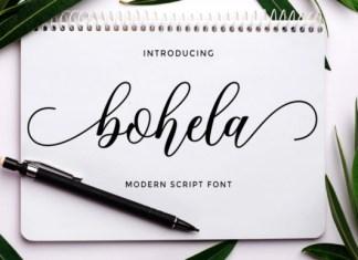 Bohela Font