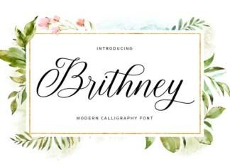 Brithney Font