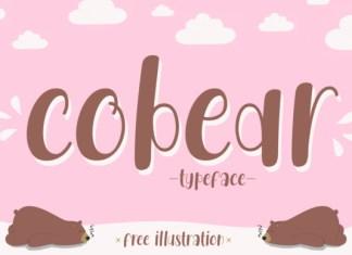 Cobear Font