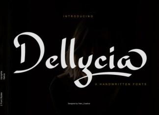 Dellycia Font