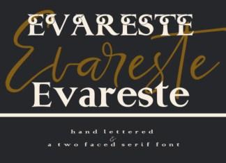 Evareste Font