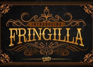 Fringilla Font