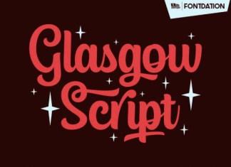 Glasgow Font