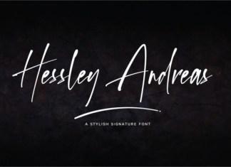 Hessley Andreas Font