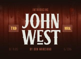 John West Font