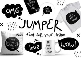 Jumper Font