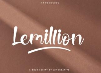 Lemillion Font