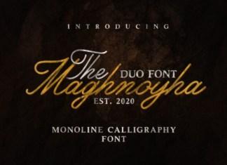 Maghnoyha Font
