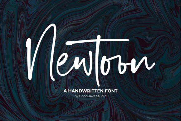 Newtoon Font