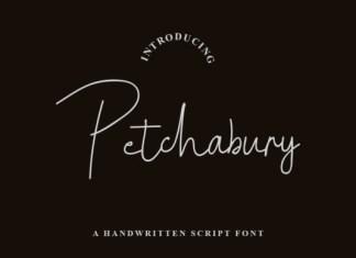 Petchabury Font