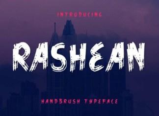 Rashean Font