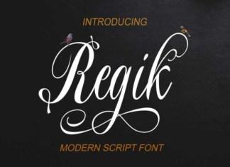 Regik Font