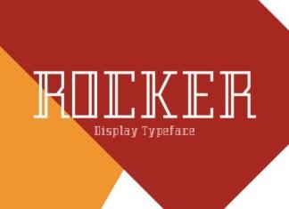 Rocker Font