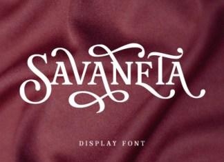 Savaneta Font