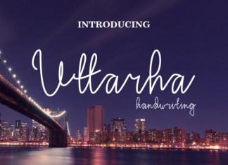 Uttarha Font