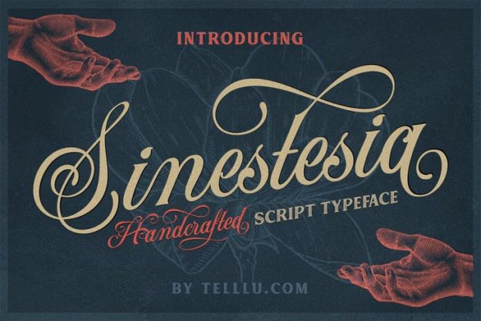 Sinestesia Font