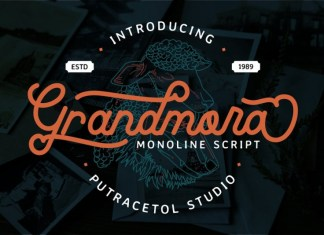 Grandmora Font