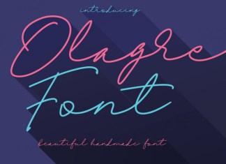Olagre Font