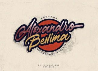 Alexandro Benima Font