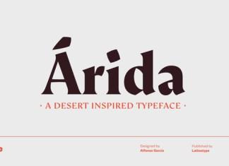 Arida Font