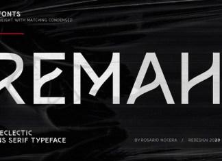 Remah Pro Font
