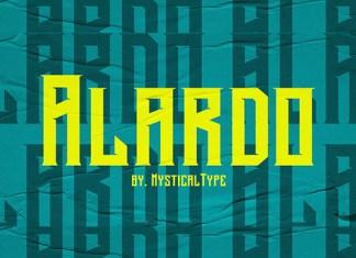 Alardo Font