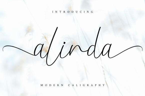 Alinda Font