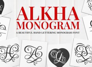 Alkha Font