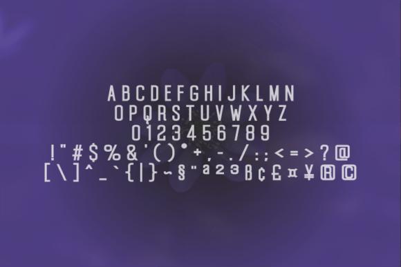 Alvenya Font
