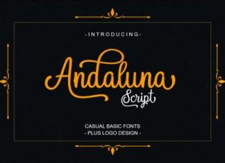 Andaluna Font