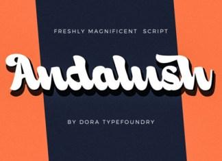 Andalush Font