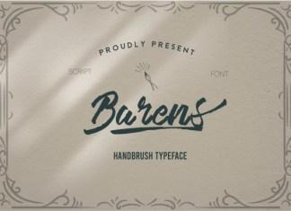 Barens Font