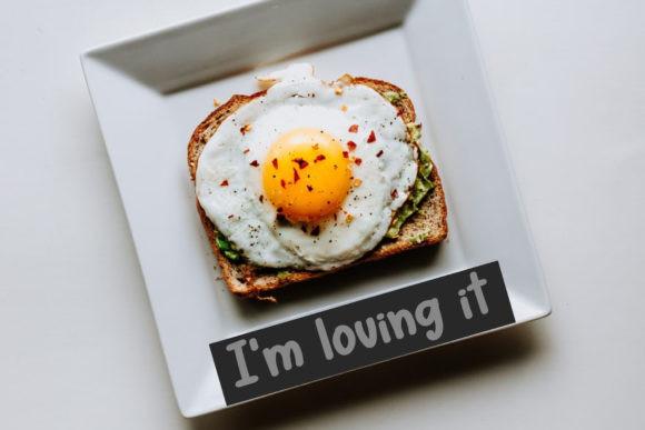 Breakfast Font