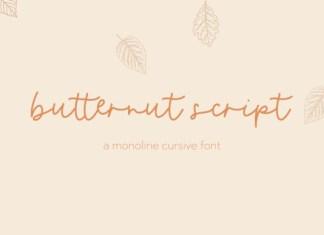 Butternut Font