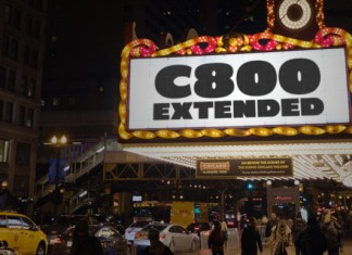 C800 Extended Font