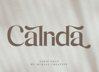 Calrida Font