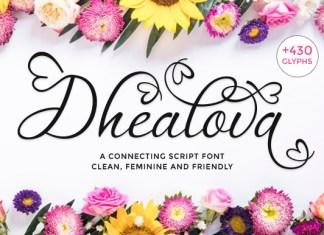 Dhealova Font