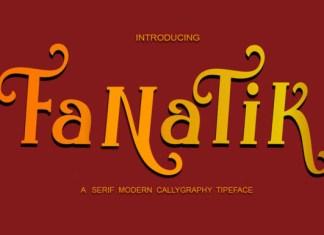 Fanatik Font
