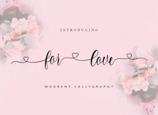Forlove Font