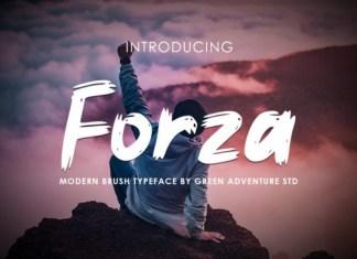 Forza Font