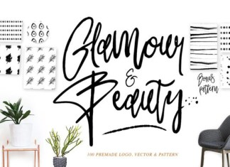 Glamour & Beauty Font