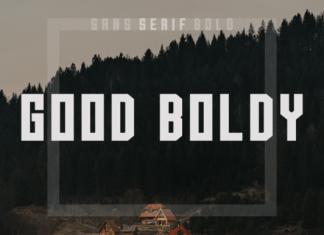 Good Boldy Font