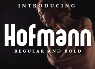 Hofmann Font