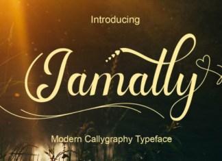 Jamally Font