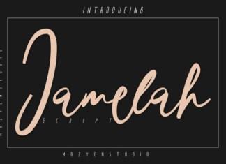 Jamelah Font